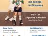 X° Giornata Nazionale dello Sport Coni Vivi Sano Onlus per l'Area Salute 1 giugno 2013