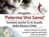 Progetto 'Palermo Vivi Sano' per le scuole di Palermo