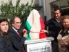 Inaugurazione busto dedidato a Giovanni Falcone presso la scuola omonima a Palermo