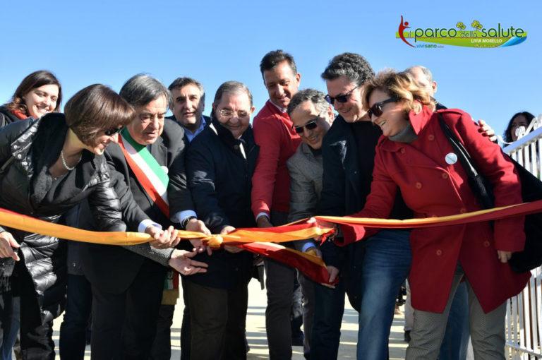 il Parco della Salute aperto! Una festa per Palermo