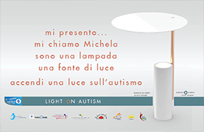 Light On Autism! Accendi una luce sull'Autismo!
