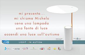 Light On Autism! Accendi una luce sull'Autismo!
