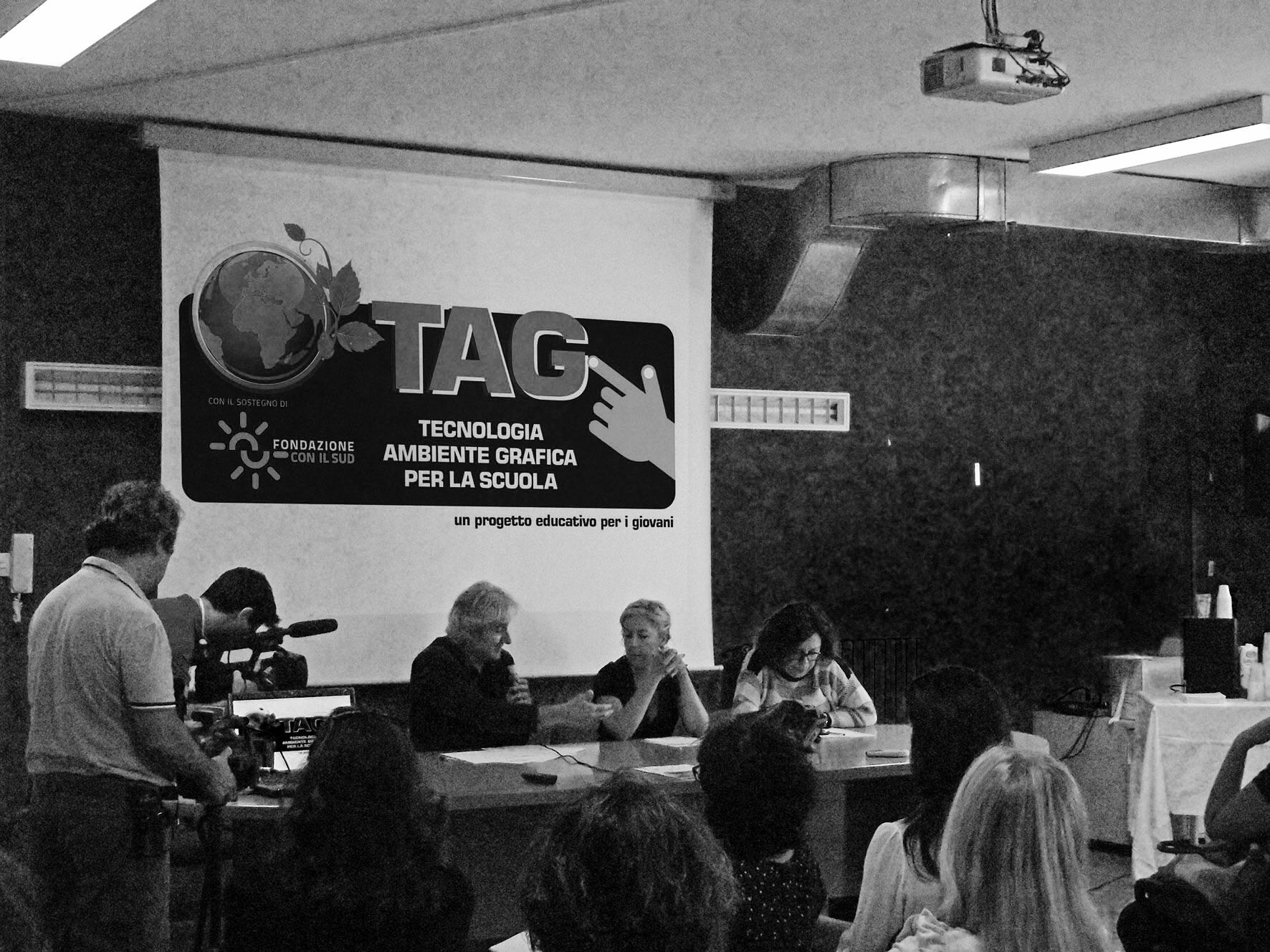 Nasce TAG! Un nuovo progetto educativo per i giovani